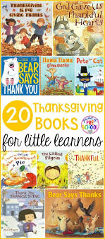 thanksgiving books for learners pocket of preschool