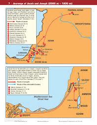 journeys of jacob and joseph 2000bc u2013 1800bc reading the bible