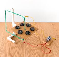 circles of magnetism electricity u0026 magnetism science activity