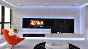 place ethanol fireplace under tv unique home tips charming by
