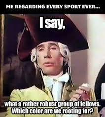 Meme Sport - regard sport