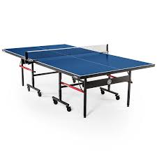 ping pong vs table tennis amazon com stiga advantage indoor table tennis table sports