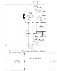 Shotgun Floor Plans House Plan The Lancaster By Donald A Gardner Architects