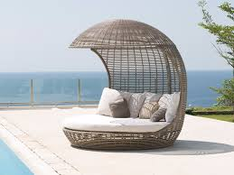 Daybed CANCUN  Occasionals Collection By SKYLINE Design - Skyline outdoor furniture