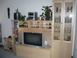 Wohnzimmerschrank Umbauen Funvit Com Holz Tapete Braun