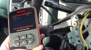 lexus rx300 code p0171 b0101 toyota airbag fault code because steering wheel airbag is