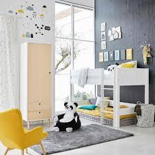 chambre fille et blanc maisons du monde 10 chambres bébé enfant inspirantes idées déco