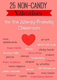 alternative valentines gifts 25 non candy class valentine s ideas allergy friendly