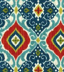home decor print fabric richloom studio jabari multi fabrics