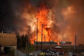 Wildfire Ft Drake by See Fort Mcmurray In Photos Then And Now Macleans Ca