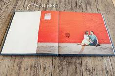 guest book photo album cate eric s engagement photo guest book was a addition to
