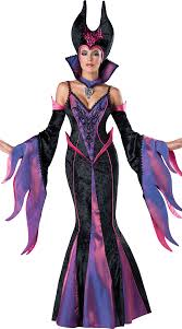 Witch Halloween Costumes Deluxe Fairytale Witch Costume Dark Sorceress Costume Movie
