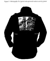 heated motorcycle clothing patent us20090144887 solar powered motorcycle jacket google