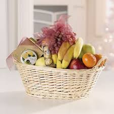 gourmet basket fruit and gourmet basket brendas flowers