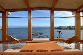 modern home design victoria bc west coast modern beach house brings the outside in idesignarch