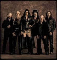 Floor Jansen Stepping Into The World Of Nightwish With Floor Jansen Moshcam