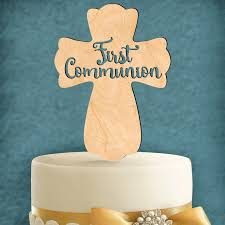 communion cake toppers amonogramartunlimited communion cross cake topper reviews