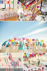 colourful wedding ideas u003e u003e http www yesbabydaily com blog full