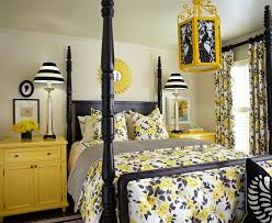 black white yellow home office contemporary with yellow curtain black white yellow bedroom traditional with colorful bedroom touch switch