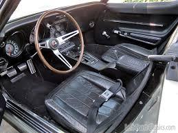 1968 corvette interior 1968 chevrolet corvette stingray convertible for sale
