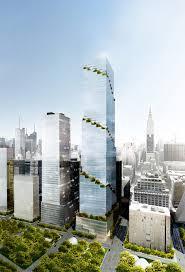 Hudson Yards Map Tishman Speyer Files Plans For 3 2 Billion 65 Story Spiral At
