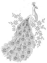 pin by darya on ok embroidery peacocks and patterns