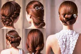 How To Make Hairstyles For Girls by 22 Innovative Simple Indian Wedding Hairstyles For Girls U2013 Wodip Com