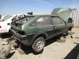 volkswagen scirocco 1990 junkyard find 1982 volkswagen scirocco the truth about cars