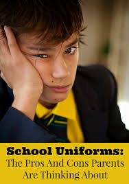 uniforms the pros and cons parents are thinking about