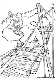 tarzan coloring pages free4 coloring pages tarzan disney