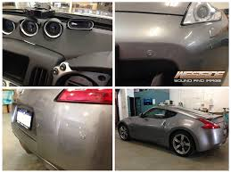 nissan 370z exhaust sound this nissan 370z was fitted with radar detector parking sensors