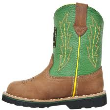 s deere boots sale deere johnny popper infant green boots jd1186 rural