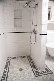 Classic Bathroom Tile Ideas Subway Tile Shower Traditional Bathroom Minneapolis By