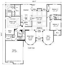 rosehall house floor plan frank betz associates