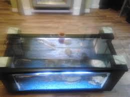 ideas fish tank coffee table how to build an aquarium coffee