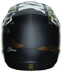 fox f3 motocross boots fox racing v1 camo helmet cycle gear
