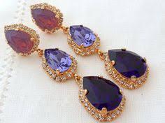 Long Chandelier Earrings Dangle Earrings Emerald Earrings Emerald Long Chandelier Earrings Emerald Green