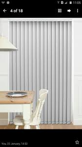vertical blinds pvc blackout series
