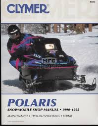 cs833 90 95 polaris snowmobile shop manual snowmobile parts