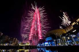 new year s celebrations live live feed to capture dubai nye celebrations media culture
