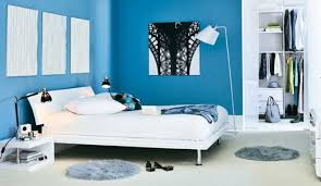 chambre bleue chambre bleu chambre