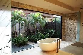 Tropical Bathroom Decor by Amazing Tropical Bathroom Decor Ideas Bring The Natural Feel In