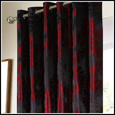 Red Curtains Ikea Breathtaking Silver And Red Curtains 59 On Ikea Curtains With