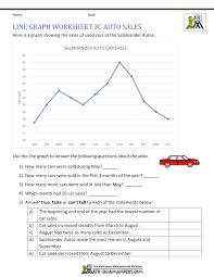 line plot graph worksheets worksheets
