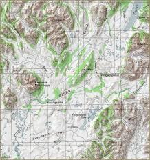 Alaska Topo Maps by Alaska Rainbow Adventures Togiak River Map