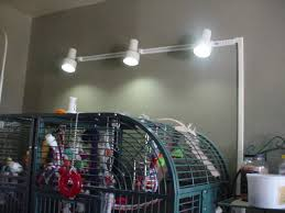 track lighting no wiring installing dimmable track lighting without house wiring 6 steps plug