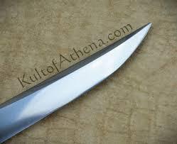 Custom Japanese Kitchen Knives Tink007 Tinker Pearce Custom Fighting Dagger 449 95