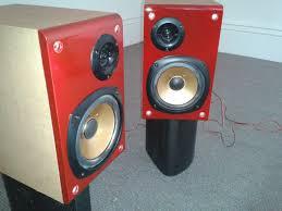 Bookshelf Speaker Design Sony Gold U0027 Speaker Mod Rennie Ash