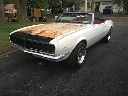 1968 camaro convertible project for sale best 25 camaro convertible for sale ideas on camaro
