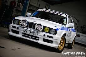 bmw e30 rally car driven m44 e30 rally bmw